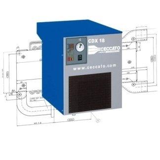 installazione compressori, elettrocompressori ceccato, compressori ceccato napoli, essicatori arria compressa