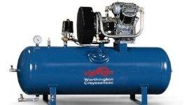 motocompressori, essicatori aria compressa, compressori a pistoni, elttrocompressori worthington