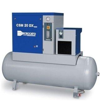 elettrocompressori ceccato, impianto aria compressa, compressori silenziati, installazine compressori napoli