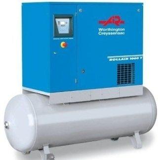 essicatori aria compressa, compressori aria, elettrocompressori worthington