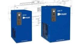 gruppi di compressori, impianti aria compressa, essicatori aria compressa, compressori ceccato napoli