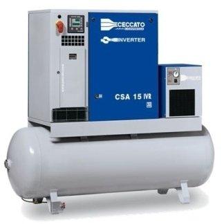 compressori aria compressa, compressori gas, elettrocompressori ceccato, installazione elettrocompressori napoli