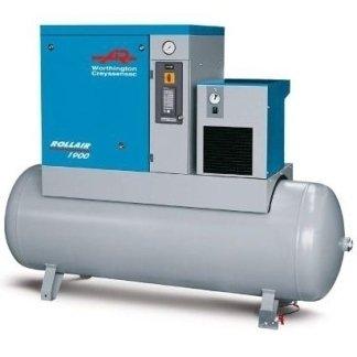 compressori aria, essicatori aria compressa, installazione compressori napoli, compressori worthington napoli