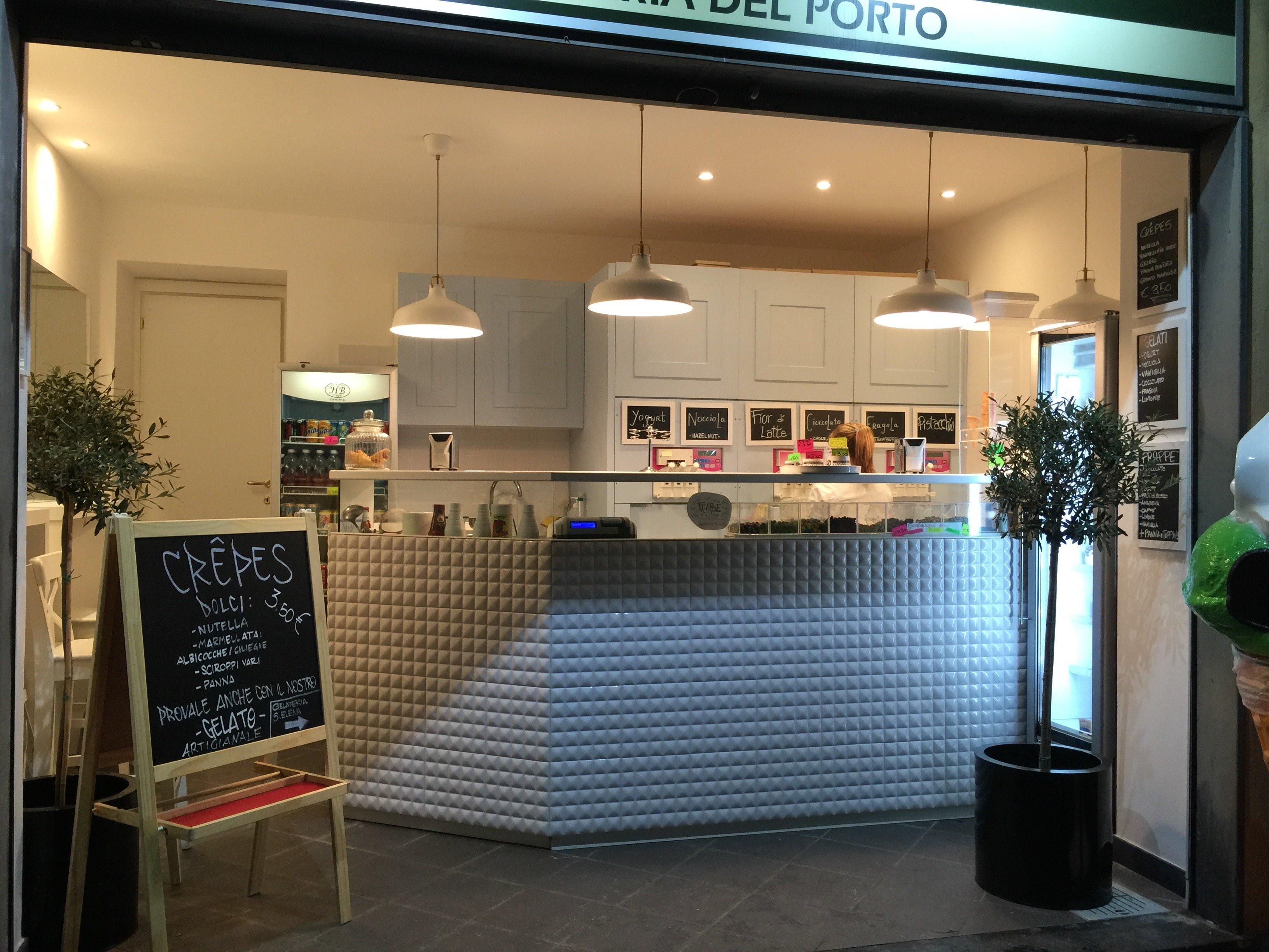 impianti elettrici bar caffè Elettrozena Genova