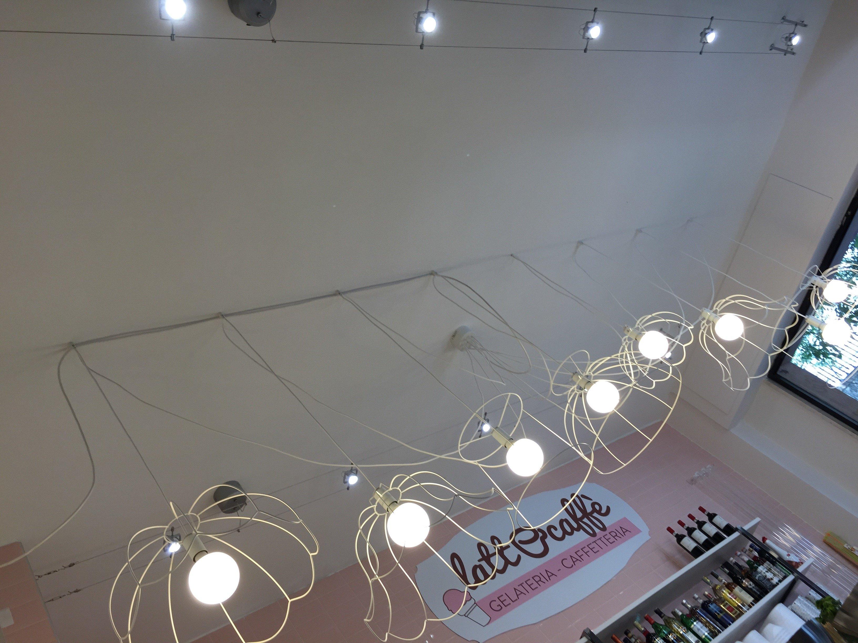 installazione sorgenti luminose Elettrozena Genova