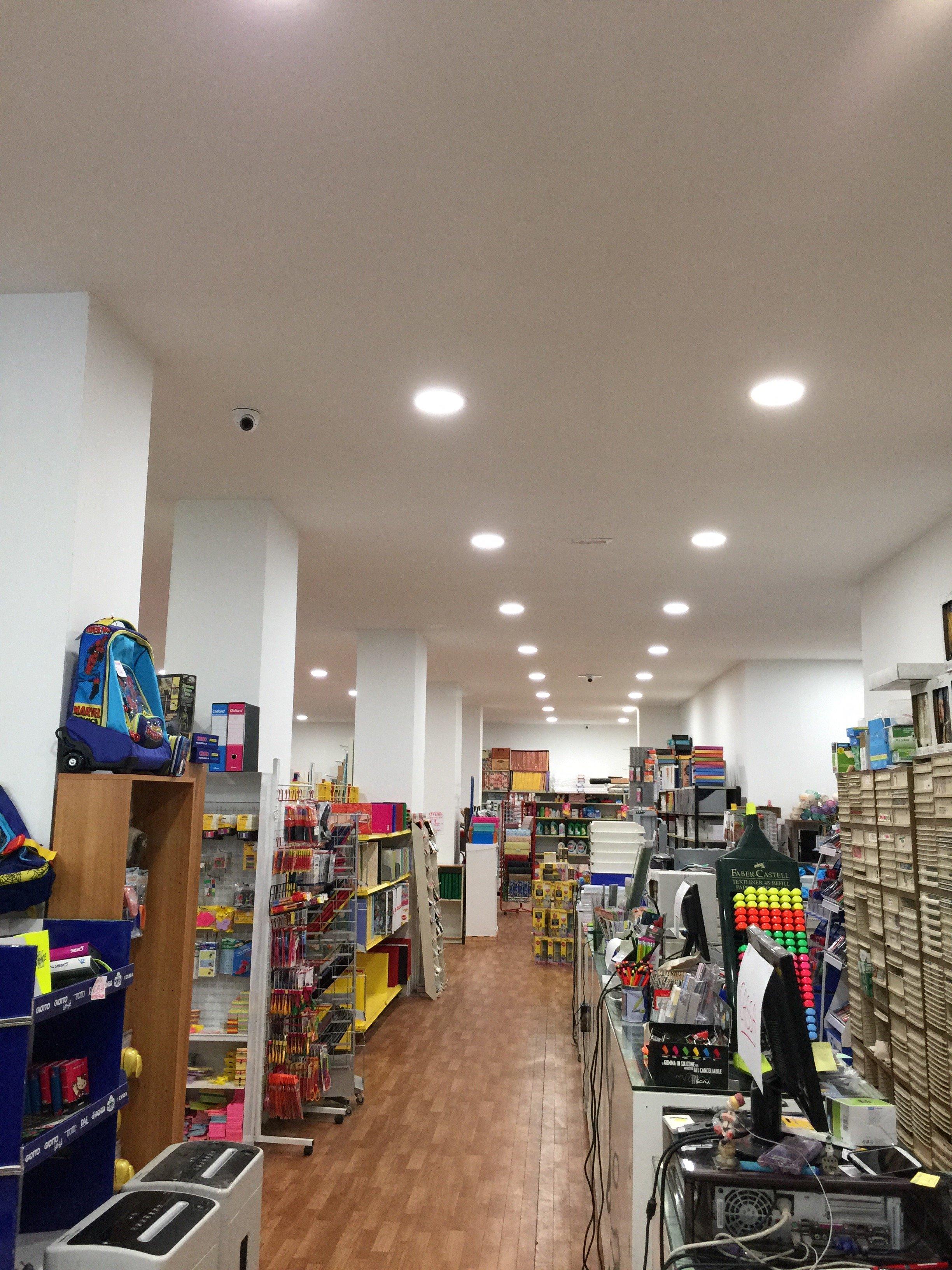assistenza impianti di illuminazione Elettrozena Genova