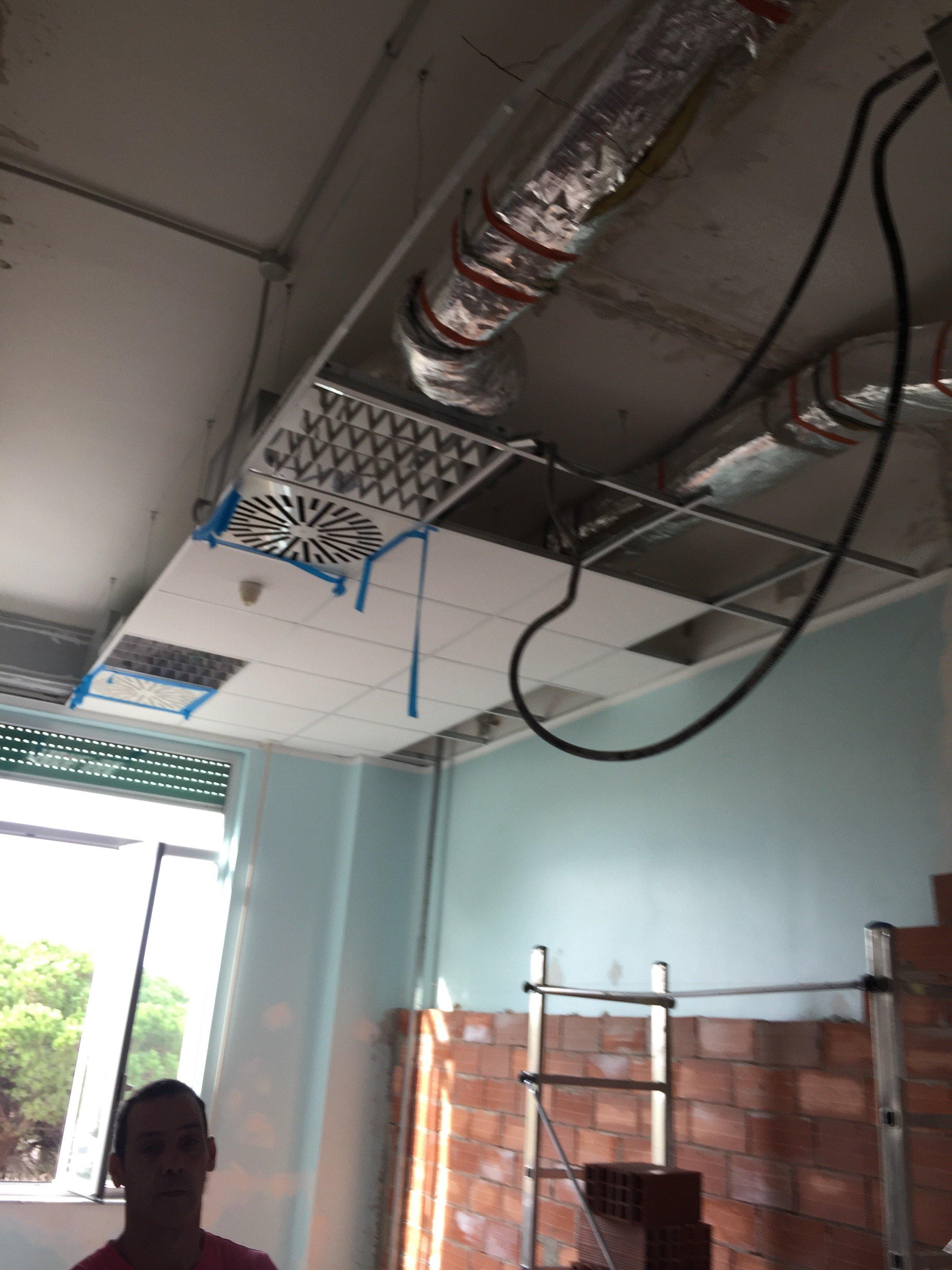 installazione impianti elettrici Elettrozena Genova