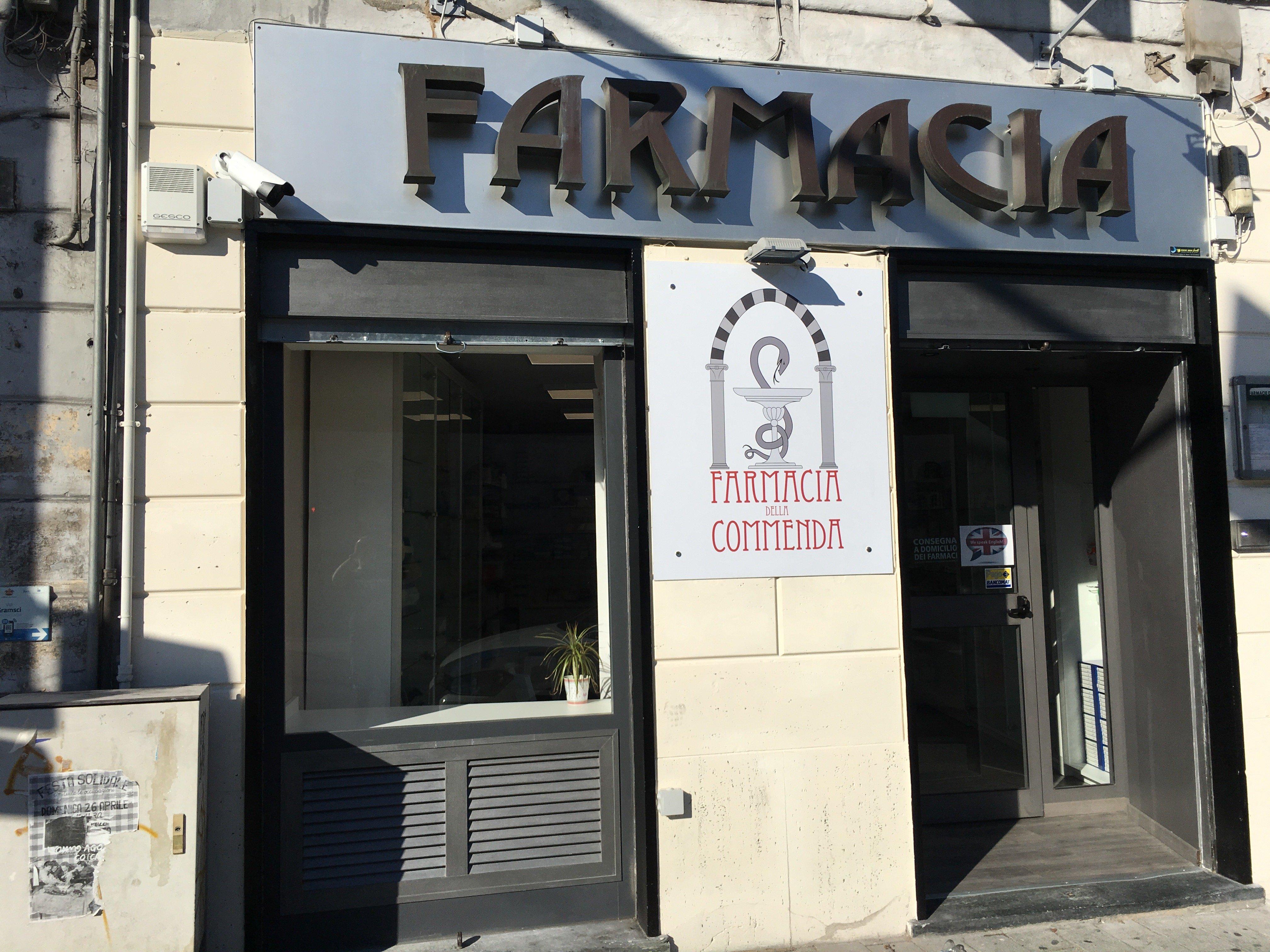 illuminazione farmacia Elettrozena Genova