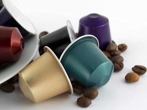 Punto Caffè Cavour capsule