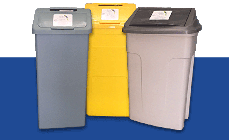 pacific hygiene systems sanitary bins