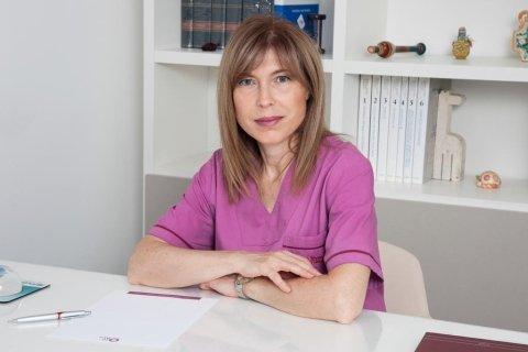 Dottoressa Mazzone Stefania