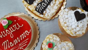 torte, torta compleanno, torta mamma, pasticceria Bernardelli