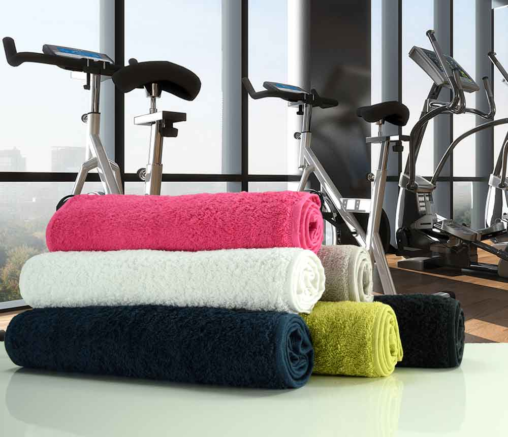 Sweat Towels Sizes: Sports, Gym Towels And Changing Robes