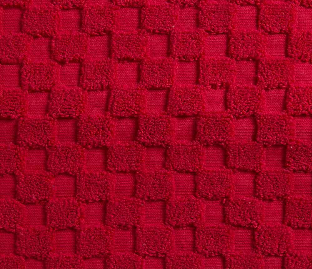 Cherry Red Bath Mat