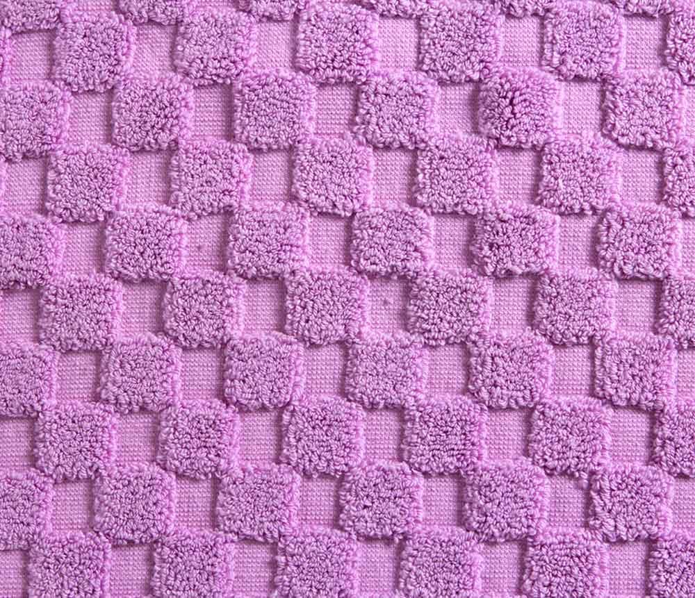 Heather lilac Bath Mat