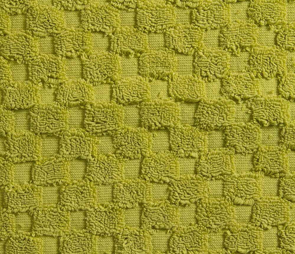 Lime green Bath Mat