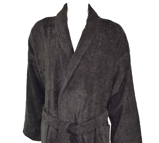 Dark Chocolate 400gsm Bathrobe