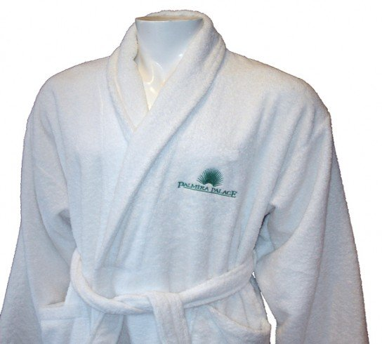 Luxury 500gsm Bathrobes in White