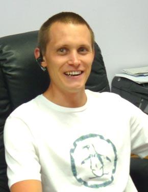 Gazz Vallender - Operations Director