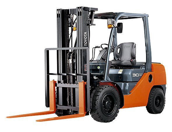 toyota skid steer rental