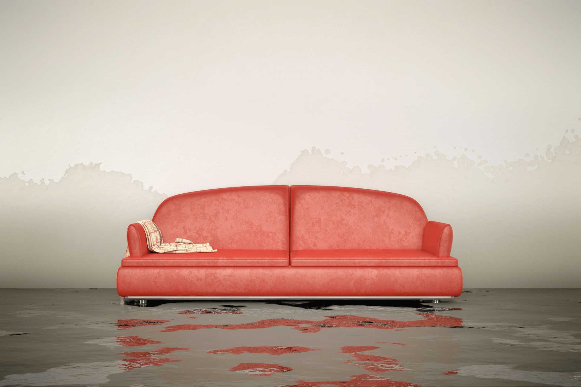 What Happens to Your Home After Water Damage