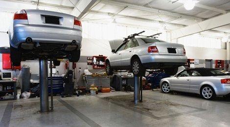 local garage
