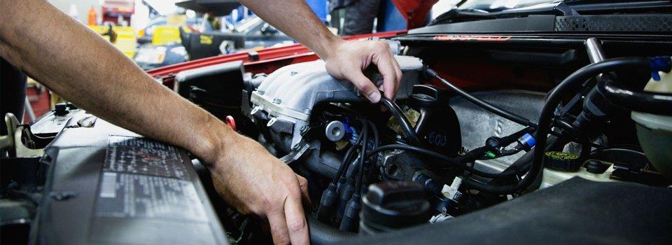 vehicle garage repairs