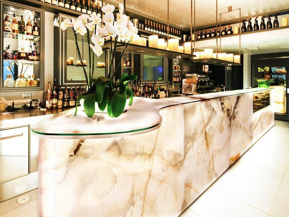 arredamento caffetteria Sirignano arredamenti Bar & Pasticcerie a San Paolo Bel Sito provincia di Napoli