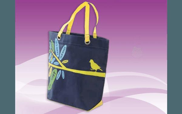 Personalizzazione buste textile