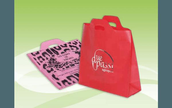 Shopper bio plast