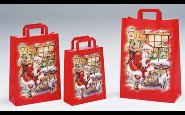 Buste Santa Claus