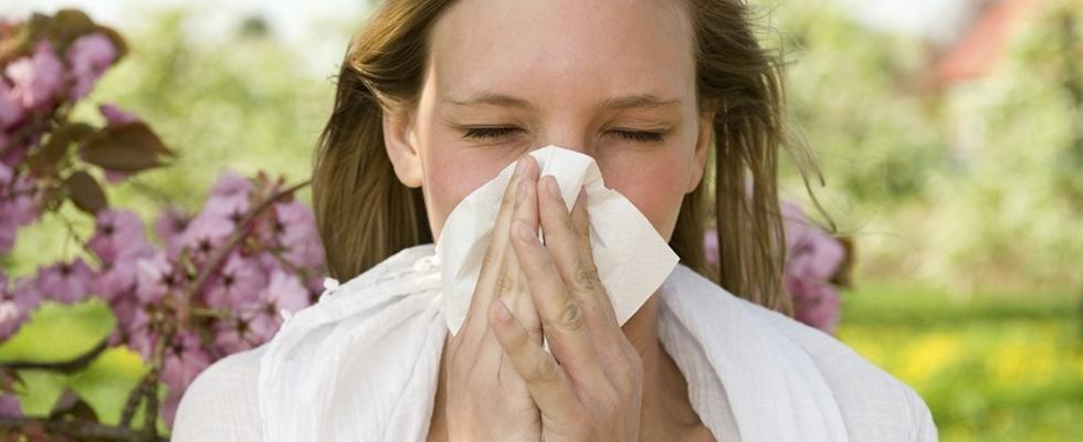 Allergia e catarro
