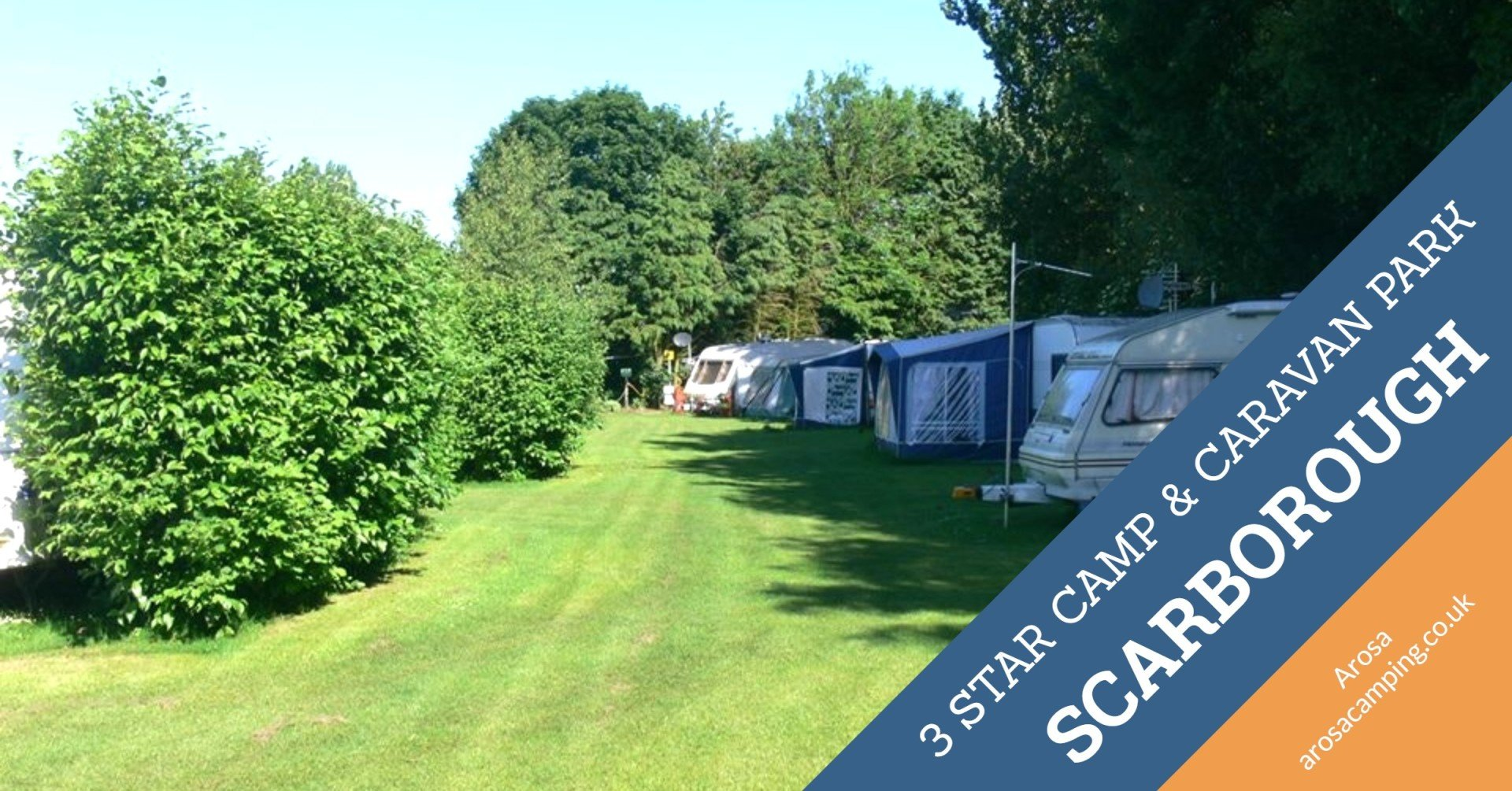 Award Winning Family Caravan And Campsite in Seamer Scarborough