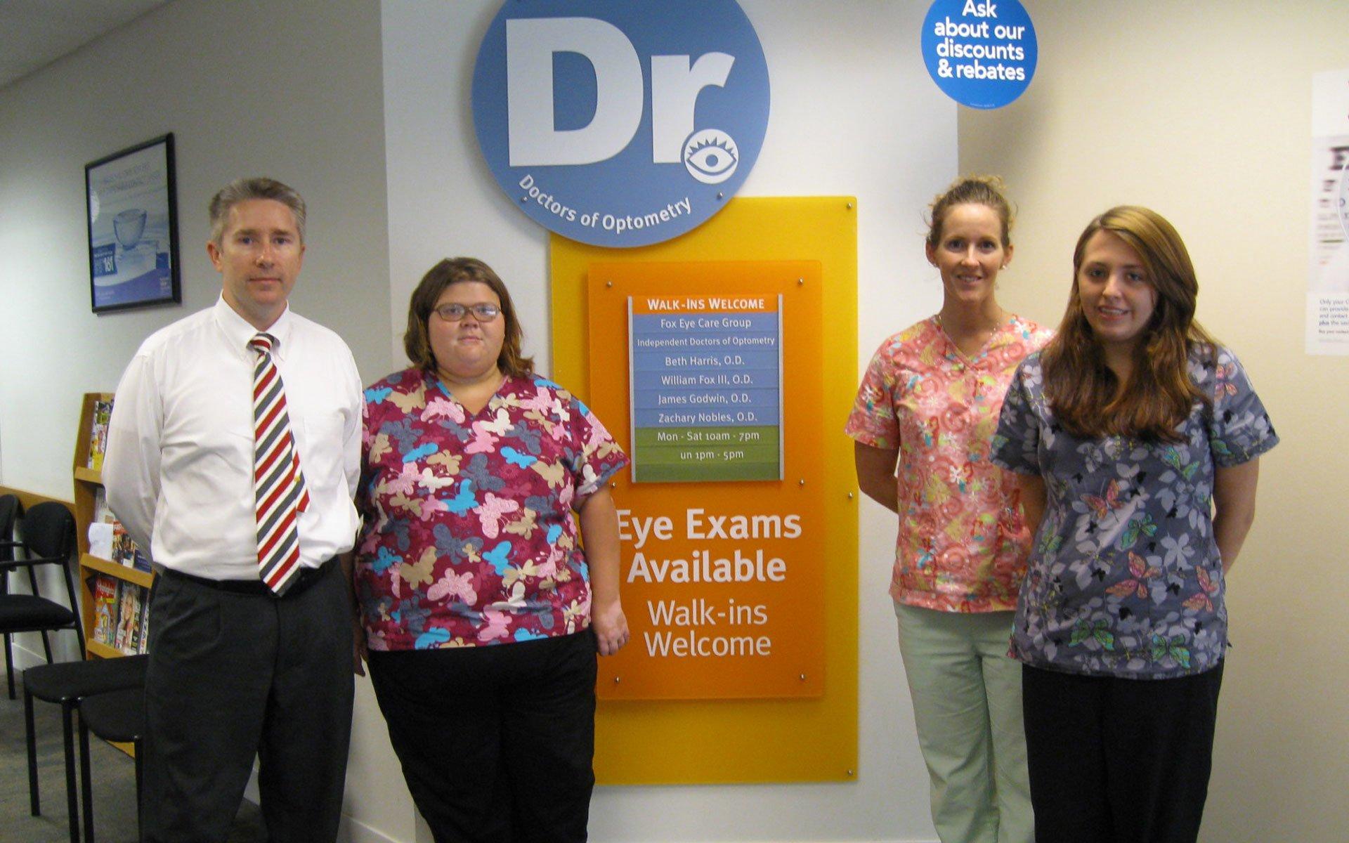 Eye Exam Greensboro, NC