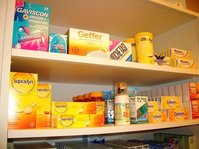 prodotti per la digestione