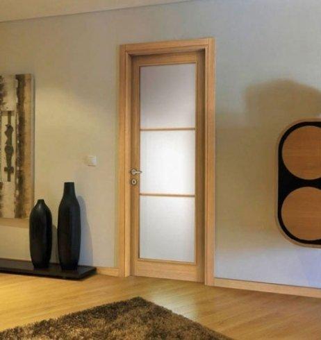 porta trasparente