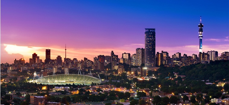 Hotels near Johannesburg