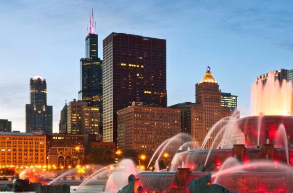 Hotels near Chicago_IL
