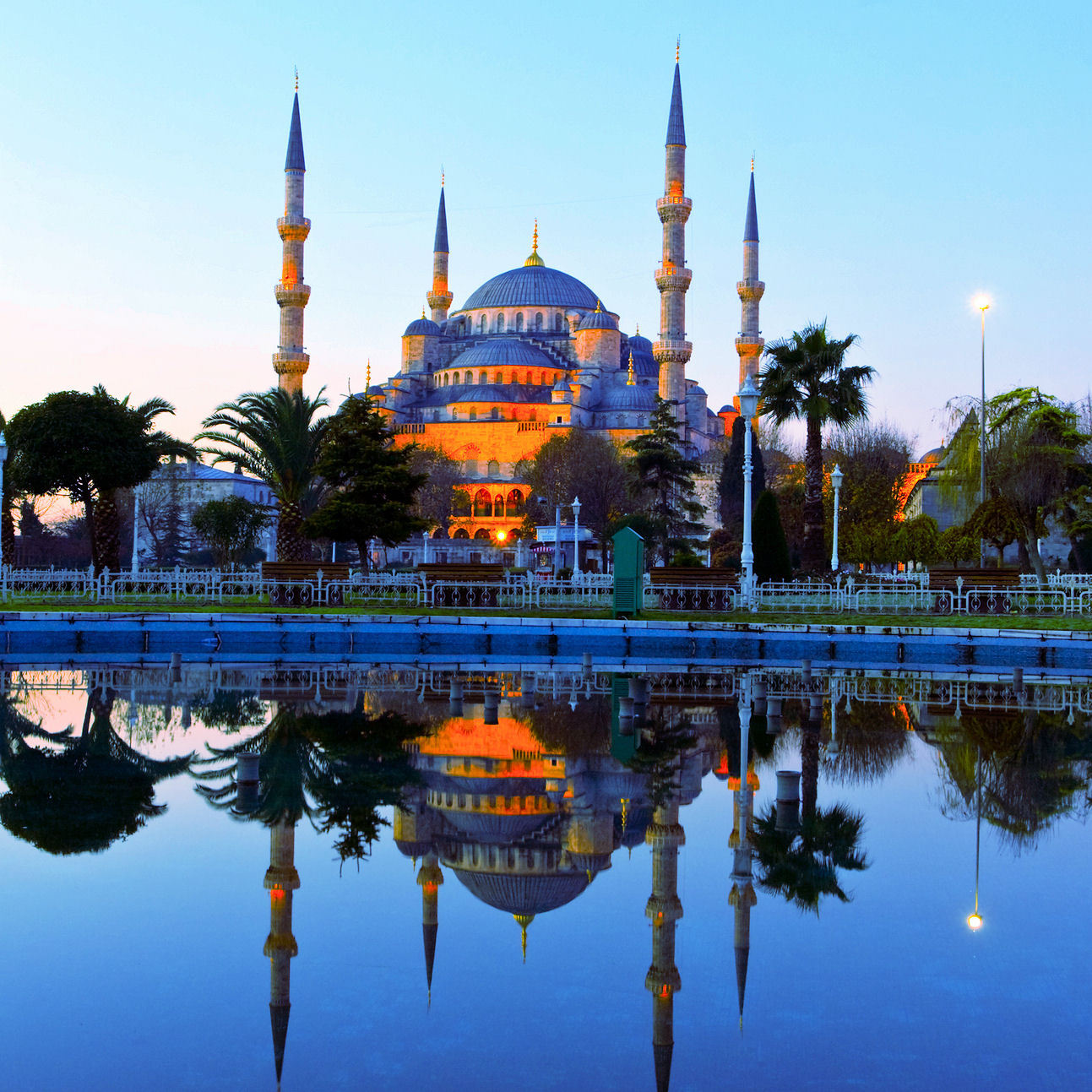 Hotels near Istanbul