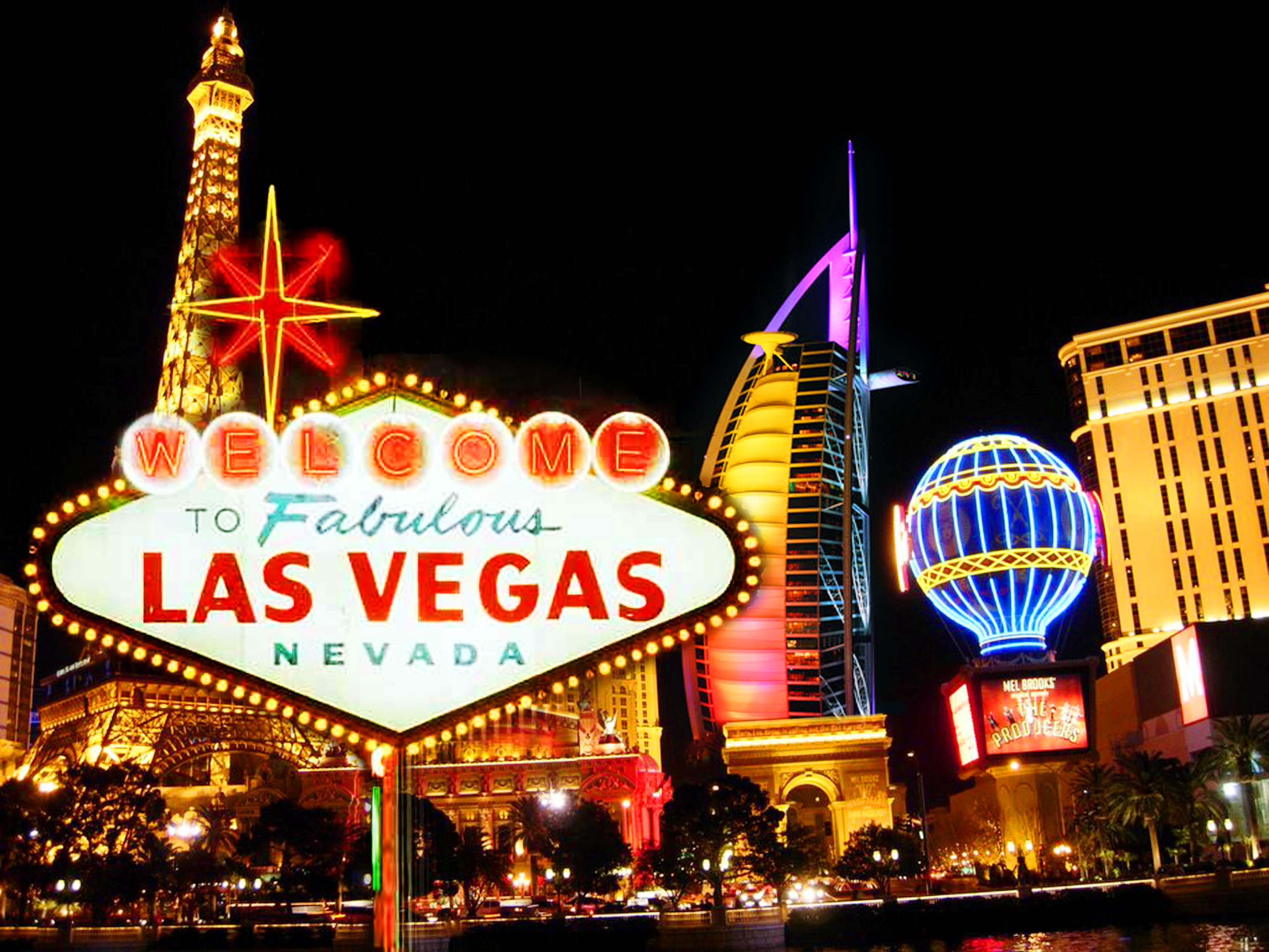 Hotels near Las Vegas, Nevada