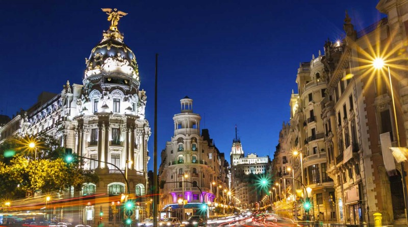 Hotels near Madrid