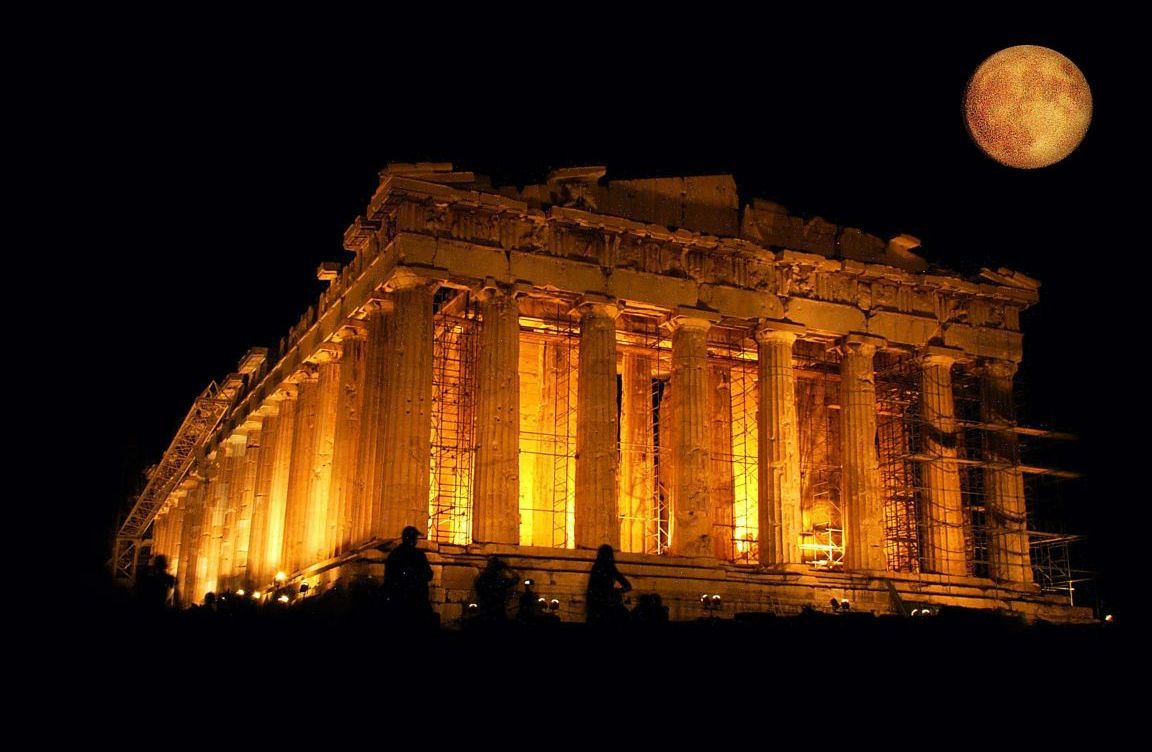 Hotels near parthenon-athens-greece