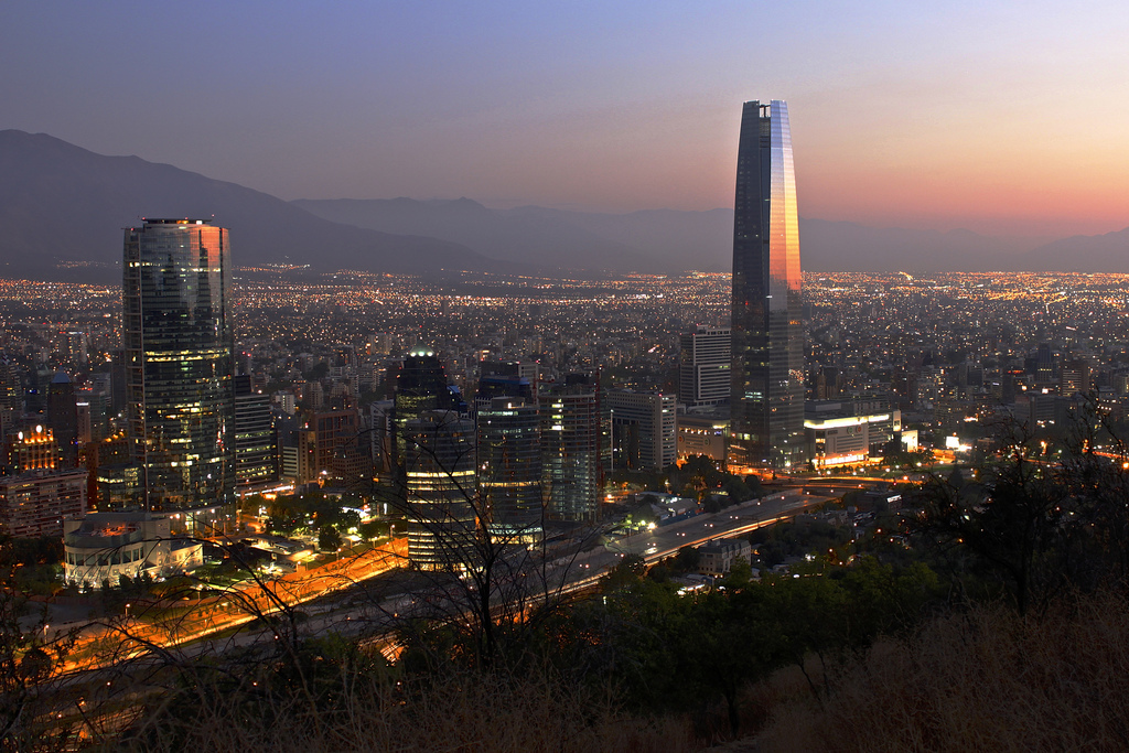 Hotels near Santiago de Chile