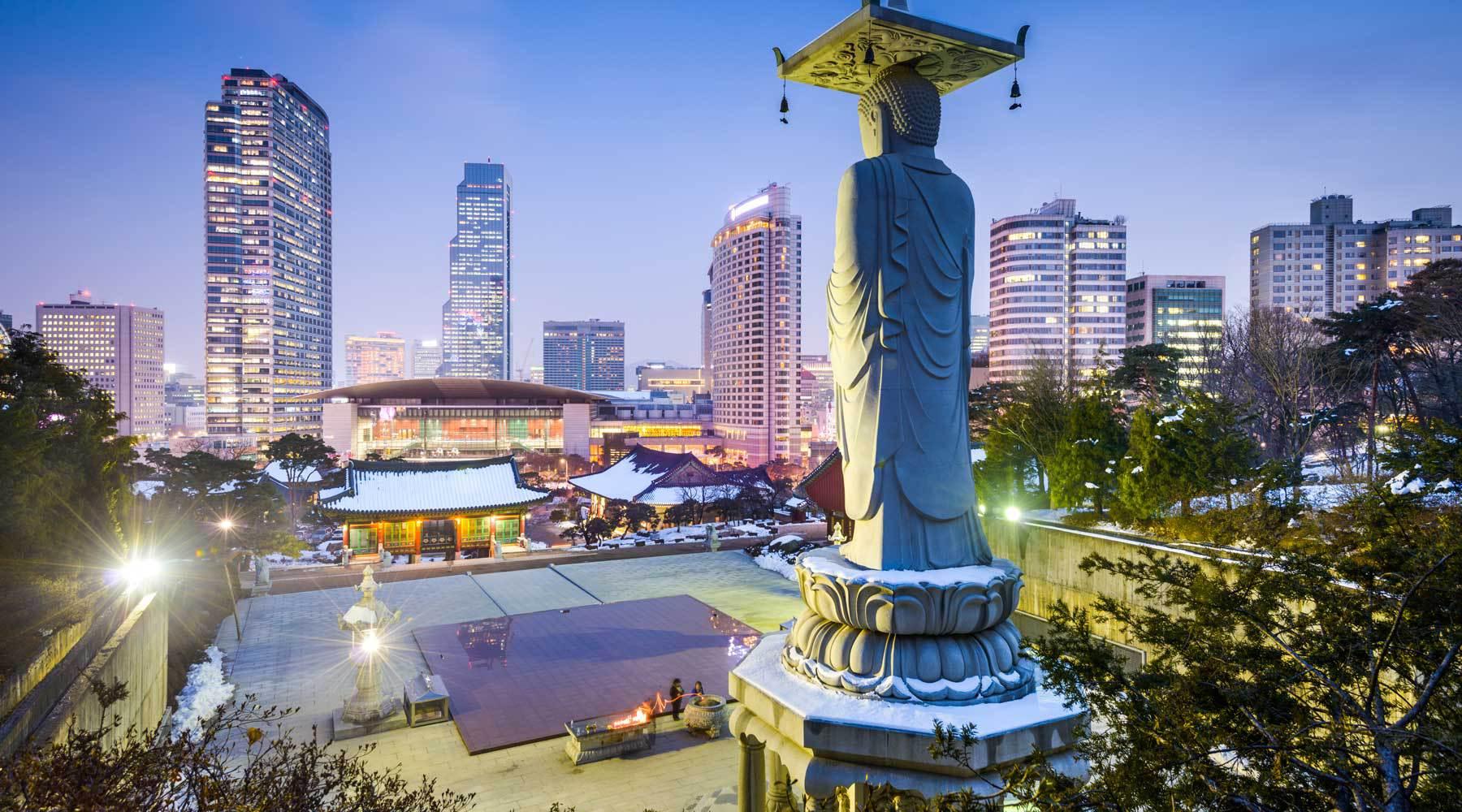 Hotels near Seoul