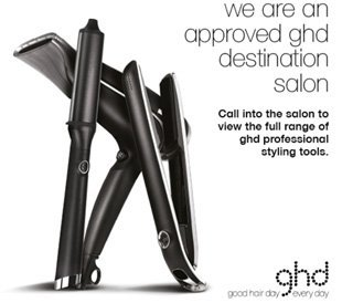 Hair salon  - Blandford Forum, Dorset - Sleek & Chic Hair Design - Straightener