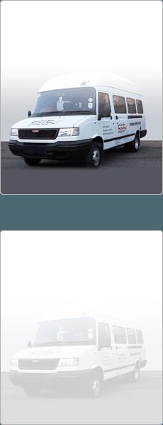 Central Transport Training Minibus