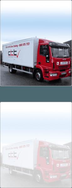 CTT learner vehicle