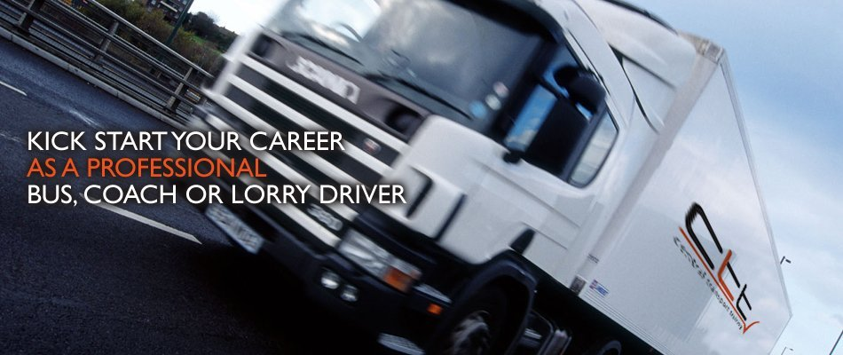 Central transport training advert