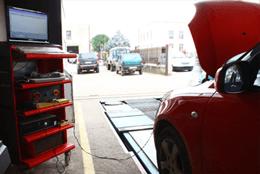 riparazione auto