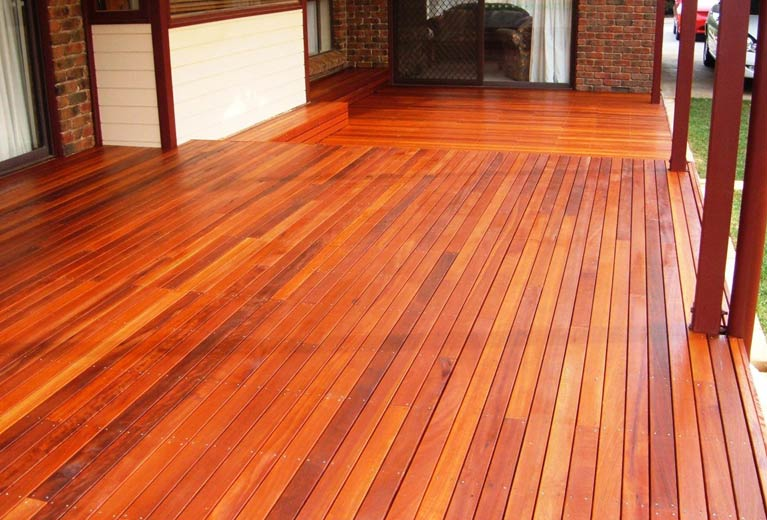 Timber deck in Adelaide from Adam Dow Landscaping